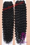 Melhor qualidade de máquina feita trama de cabelo Extensin Cabelo 100% virgem Remy de cabelo humano fábrica preço grossista, Ordem especial pode ser personalizado