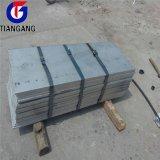 Barra piana di alluminio 7075 T6