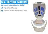 Type de matériel de massage de capsule de STATION THERMALE et matériel infrarouge de massage d'Aqua de système d'exploitation