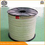 Fibra de aramida embalagem; fibra de aramida impregnados de PTFE trançada isolamento térmico Prima Indústria resistentes à embalagem;