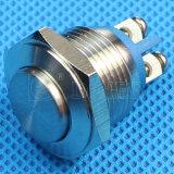 Interruptor de pulsador del metal, interruptor a prueba de explosiones (GQ-16H)