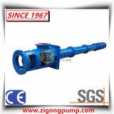 Pompa (mixed) assiale verticale di flusso di grande flusso con il diesel del motore