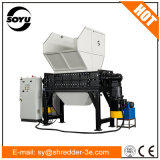 Shredder dobro do eixo para o plástico/pneu/borracha/metal/desperdício/triturador dobro do eixo
