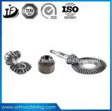 Pezzi meccanici dell'acciaio/alluminio di precisione dell'OEM per il macchinario di costruzione