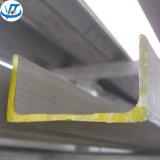 La fábrica tasa directo el precio de la barra de acero del canal para el edificio de la estructura
