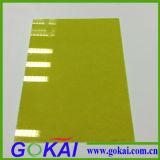 Экологически чистые цвета ультратонкие акриловый лист для продажи