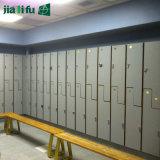 De Jialifu z-Gevormde Compacte Gelamineerde Kast van de School HPL
