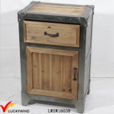 Farm Antique Shabby Chic Houseside Cabinet