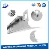 Машина CNC инструментов деятельности листа OEM металлопластинчатая штемпелюя часть для электрического прибора
