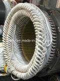 Горячий асинхронный электрический двигатель