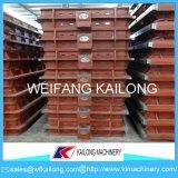 Matériel de fonderie de flacon de fonderie de cadre de sable de flacon de fonderie de cadre de fonderie de qualité