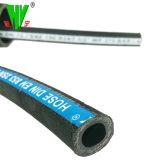 油圧ホースの習慣は40本の摂氏度の冷凍のホースDIN 853 2sn引く最小値を大きさで分類する
