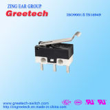 Fournisseur d'or de la Chine pour le commutateur micro avec l'homologation d'ENEC/UL/cUL