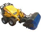 Carregador do boi do patim da esteira rolante do mini carregador da trilha Wy280 mini
