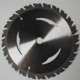 Circular Sierra de widia para el corte de metales