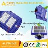태양 강화된 옥외 태양 램프 LED 태양 빛