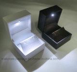 Joyería manera de calidad superior Embalaje Caja de luz LED