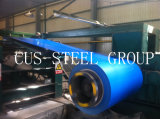 Farbe beschichtetes galvanisiertes Eisen-Blatt/streichen galvanisierte Stahlringe vor