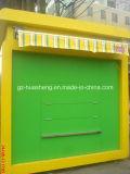 Public Furniture (HS-003)를 위한 간이 건축물 Booth