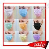 Одноразовые не тканого маску для лица с носовой зажим