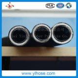 4sh fil flexible en acier Spiraled tube haute pression