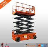Ce alta calidad de Trabajo Plataforma móviles Plataforma elevadora de tijera