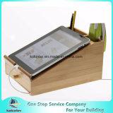 Cassetto di bambù durevole del basamento del telefono