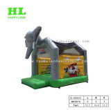 Dierentuin en Dierlijke Opblaasbare Springende Uitsmijter voor Jonge geitjes