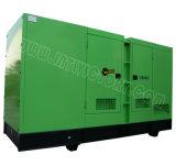 генератор UK тавра 400kw/500kVA молчком тепловозный Perkins Двигателем