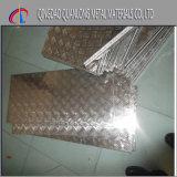 Strato di alluminio del pavimento del piatto 5052 del piatto di alluminio Checkered dell'impronta