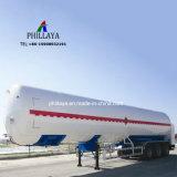 Phillaya la exportación de gas licuado de petróleo combustible del depósito de gas Trailer