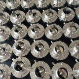 Valvola a farfalla sanitaria della saldatura dell'acciaio inossidabile 304/316L