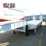 Гидровлический пандус 80 низкого кровати тележки тонн трейлера Semi для сбывания