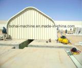 Bohai оцинкованного листа крыши здания Multi-Shape машины