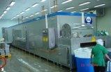 IQFのトンネルのフリーザー、速い冷凍庫