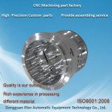 予備品を機械で造る高精度のStiainlessの鋼鉄製粉の回転CNC