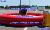Matelas gonflable Jeux de sport mécanique le rodéo Bull Simulator (MGJ-727)