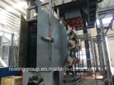 Clique duas vezes a corrente pendurada Granalhagem Limpeza da Máquina