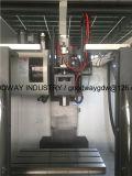 Herramienta de la perforación vertical del CNC y máquina del centro de mecanización que muelen Vmc850 para el proceso del metal