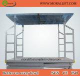 Hydraulischer Dach-Typ Scissor Auto-Aufzug