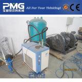 Pequeña máquina semi automática del moldeo por insuflación de aire comprimido del estiramiento de la botella del animal doméstico
