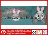 El conejo de peluche almohada juguete para bebé regalo promocional
