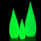 LED se encienden Muebles Plásticos LED Lámpara de pie
