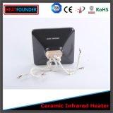 Piatto di ceramica infrarosso piano del riscaldatore
