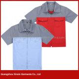 공장 엔지니어 노동자 (W150)를 위한 획일한 착용을 작동하는 좋은 품질 형식 디자인