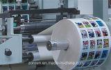 Máquina de impresión flexográfica (LRY-470)