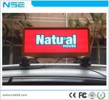 P5 LED Taxi arriba publicidad Display resistente al agua de alta