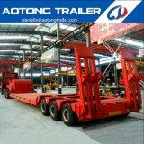 Hot Sale 3 lignes 6 bas de l'essieu lit de camions-remorques