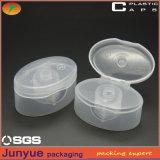 بلاستيكيّة نقل أعلى غطاء لأنّ مستحضر تجميل يعبّئ ليّنة أنابيب أو زجاجات