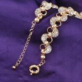 ImitatieJuwelen van de Juwelen van Doubai van het Kristal van het Bergkristal van het netwerk de Gouden